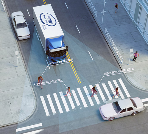 Mobileye – the two most important seconds in business.